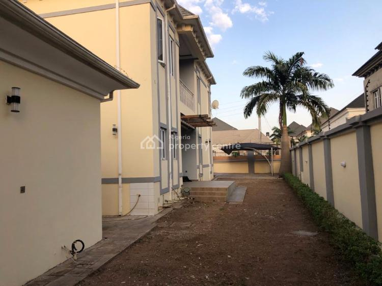 a Brand New 4 Bedroom Detached Duplex with 2 Maids Rooms Etc, Gwarinpa, Abuja, Detached Duplex for Sale