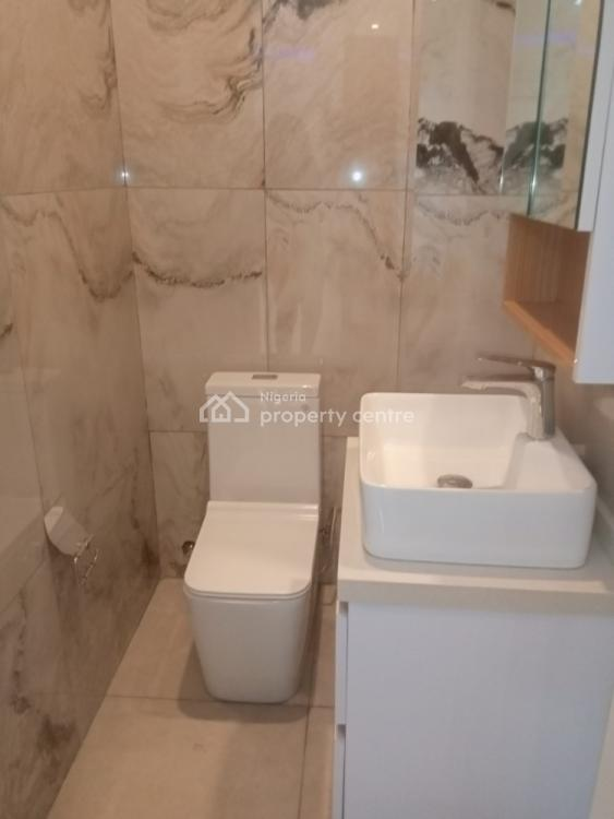 Luxury 3 Bedroom Serviced Apartment with a Room Bq, Ikoyi, Lagos, Flat for Rent