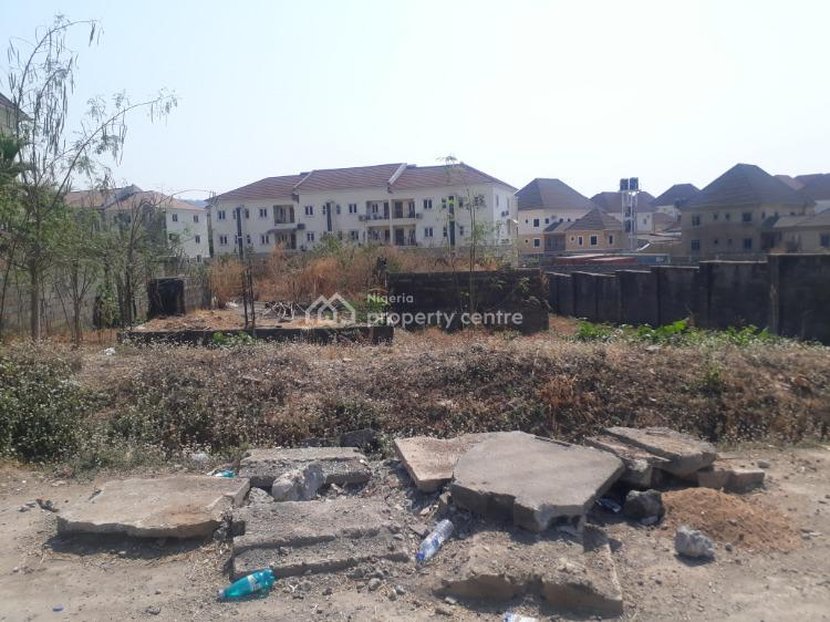 Undeveloped  Land Available Within, Kings Town Estate, Life Camp, Abuja, Residential Land for Sale