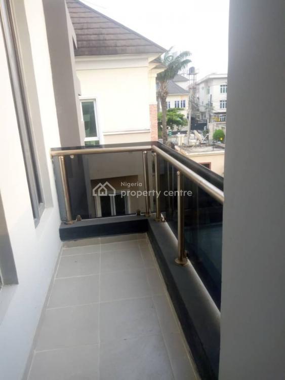 Brand New 4 Bedroom Duplex with Bq, Southern View Estate, Chevron, Lekki, Lagos, Semi-detached Duplex for Rent