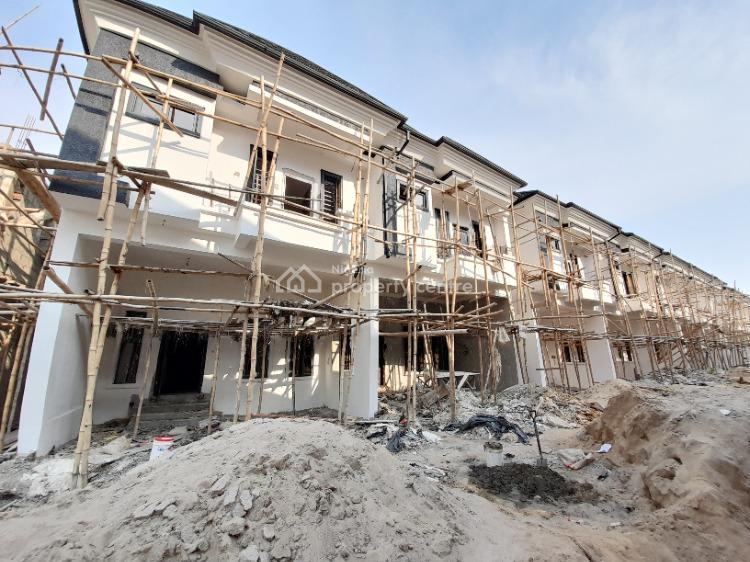 Luxury 4 Bedroom Terrace Duplex with Excellent Facilities, Ikota, Lekki, Lagos, Terraced Duplex for Sale