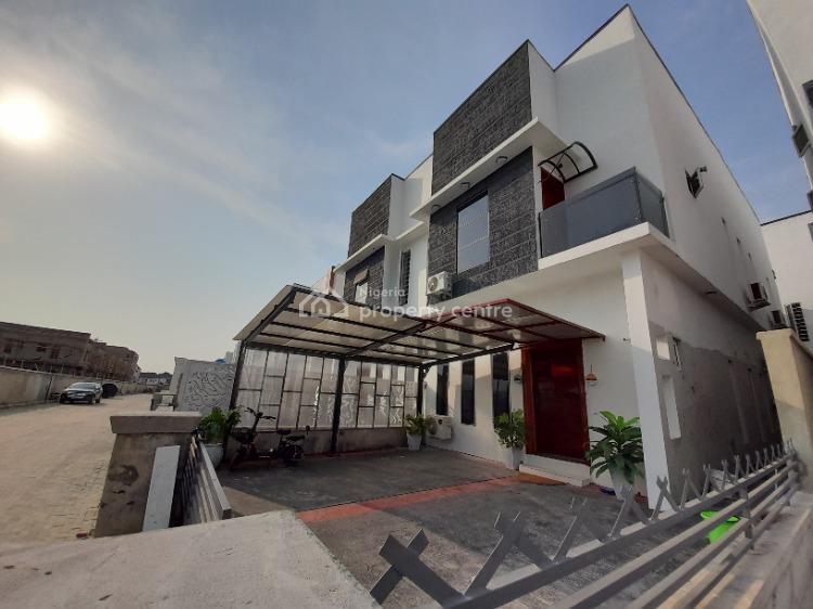 Luxury 4 Bedroom Semi Detached Duplex with Excellent Facilities, Ikota, Lekki, Lagos, Semi-detached Duplex for Sale