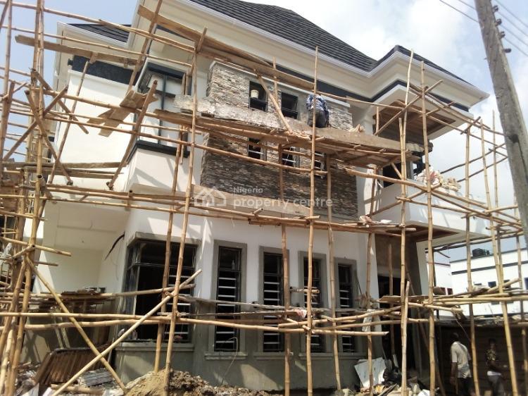 5 Bedroom Newly Built Fully Detached Duplex with Bq, Ikota, Lekki, Lagos, Detached Duplex for Sale