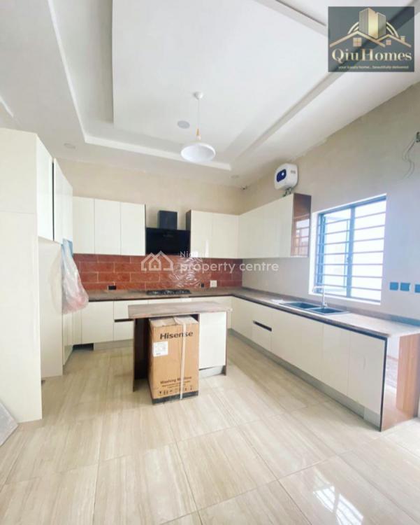 Luxury 5 Bedroom Fully Detached Duplex, Osapa, Lekki, Lagos, Detached Duplex for Sale