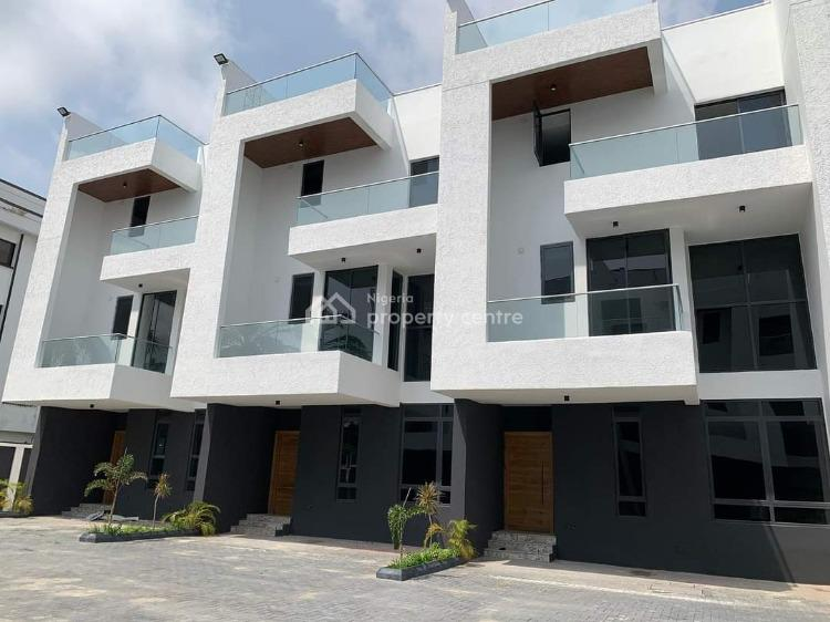 5 Bedroom Terrace with Swimming Pool & Gym, Victoria Island (vi), Lagos, Terraced Duplex for Sale