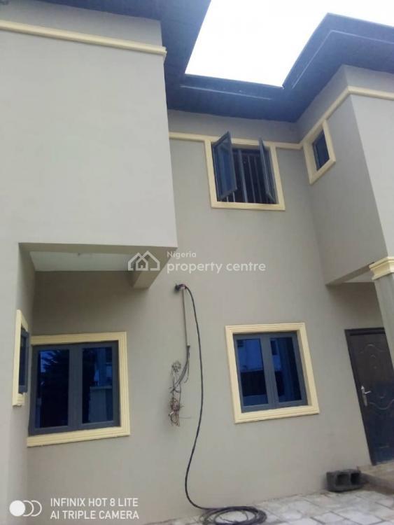 4 Bedroom Semi Detached Duplex  Title Registered and Conveyance, Off Toyi Street, Ikeja, Lagos, Semi-detached Duplex for Sale
