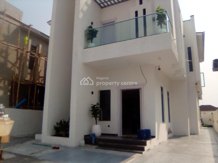 Luxury 5 Bedroom Detached Duplex with Bq, Ologolo, Lekki, Lagos, Detached Duplex for Sale