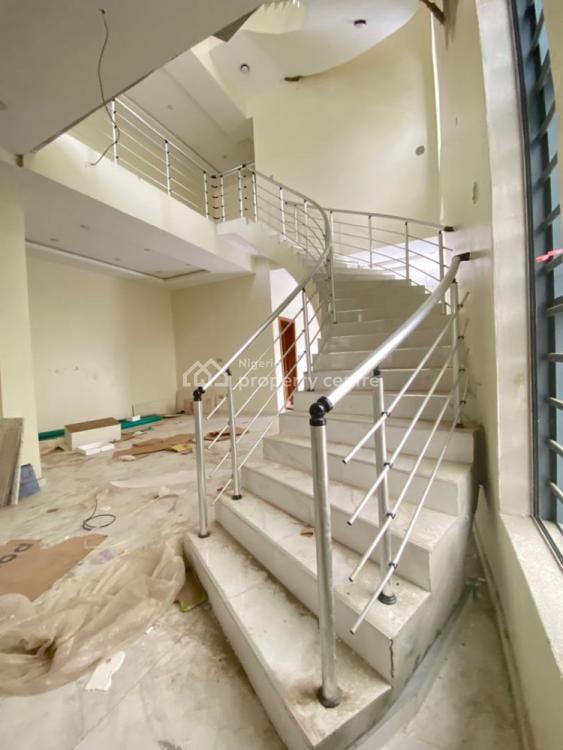 Luxury 5 Bedroom Duplex with 2 Bq and Pool, Megamound, Ikota, Lekki, Lagos, Detached Duplex for Sale