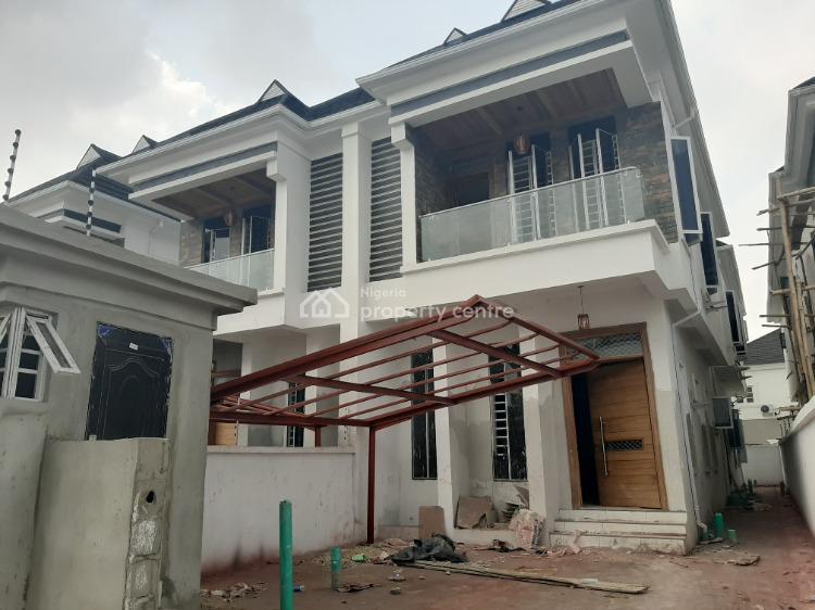 4 Bedroom Semi Detached House, Oral Estate, Lekki, Lagos, Semi-detached Duplex for Sale