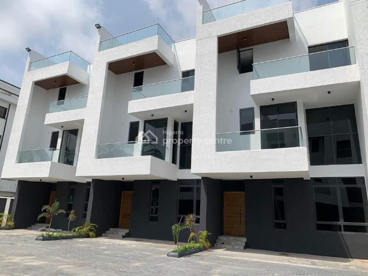 4 Bedroom Terrace with Swimming Pool & Gym, Victoria Island (vi), Lagos, Terraced Duplex for Sale