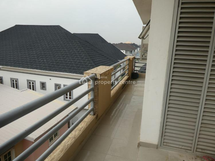 2 Bedroom with Bq in a Secured Estate, Spg Road, Ologolo, Lekki, Lagos, Flat for Rent