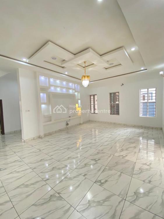 Unique Most Affordable 5 Bedroom Fully Detached Duplex with Bq, Agungi, Lekki, Lagos, Detached Duplex for Sale