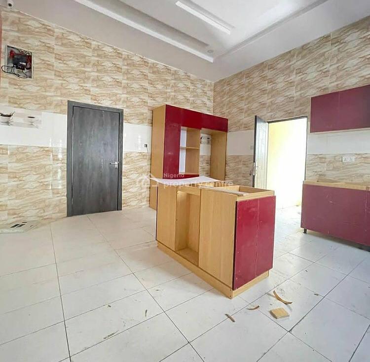 New Five (5) Bedroom Detached Duplex with Bq., Lekki Conservation Area  Second Toll Gate, Lekki, Lagos, Detached Duplex for Sale