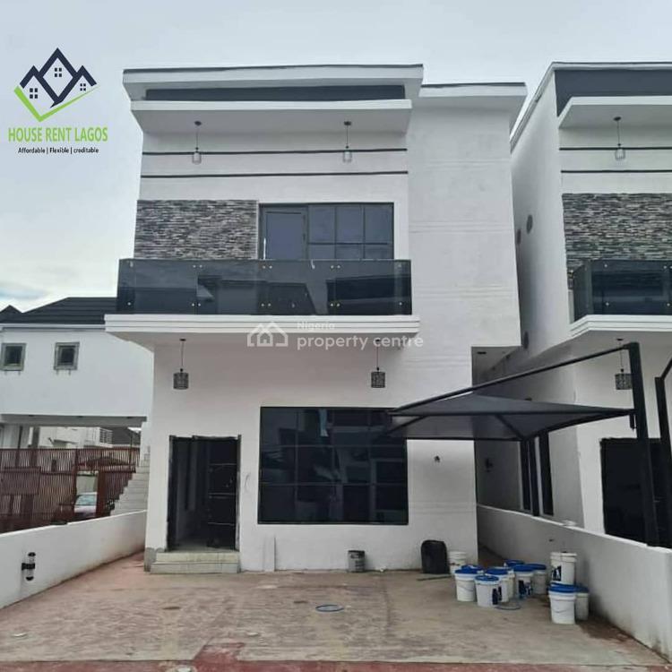 Serviced 4 Bedroom Semi Detached Duplex, Ikota, Lekki, Lagos, Semi-detached Duplex for Rent