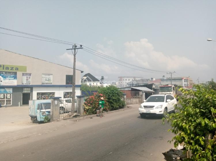 3 Plots, Badore Road, Badore, Ajah, Lagos, Commercial Land for Rent