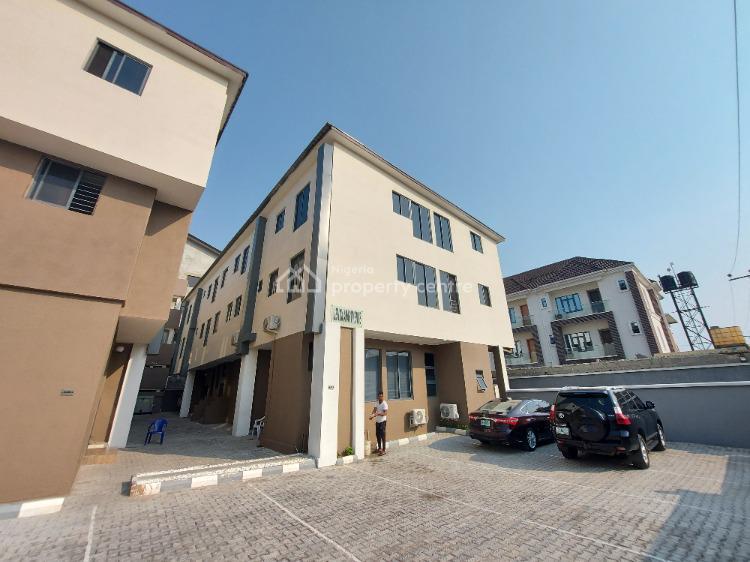 Nicely Built 3 Bedroom Block of Flats in a Serviced Estate, Lekki Phase 1, Lekki, Lagos, Flat for Sale