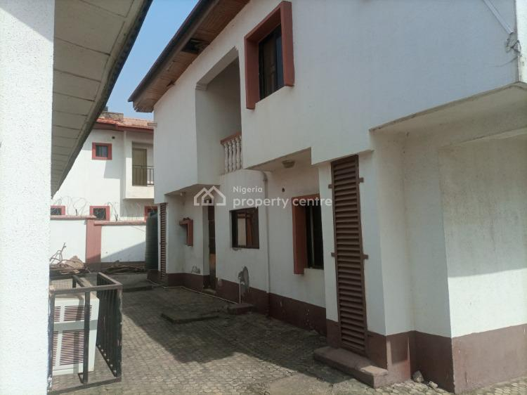 5 Bedroom Fully Detached Duplex, Zone 6, Wuse, Abuja, Detached Duplex for Sale