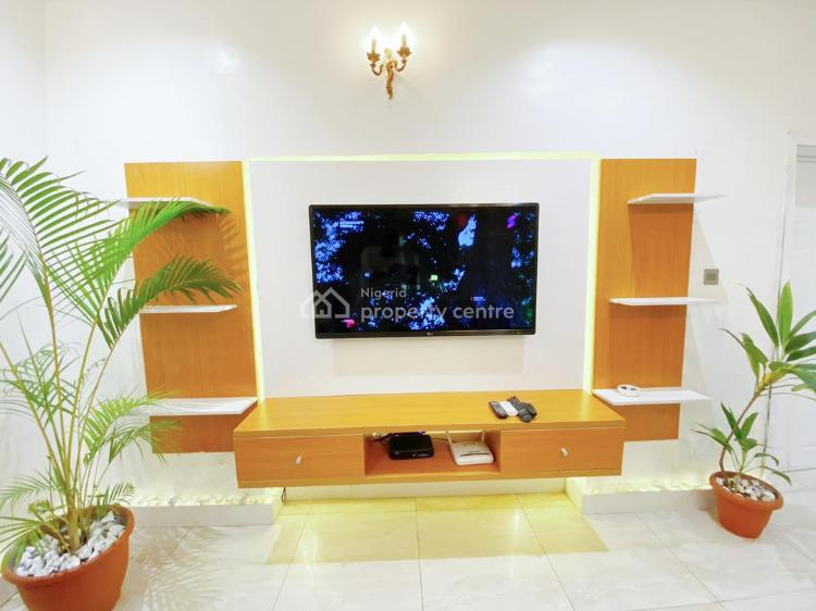Luxury 3 Bedroom Apartment in a Quiet Environment, Off Chevron Drive, Osapa, Lekki, Lagos, Flat Short Let