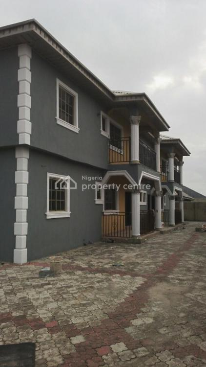 Block  4 No of 3 Bedroom Flats with All Rooms Ensuit, Adegbode Estate Oluoda, Ikorodu, Lagos, Block of Flats for Sale