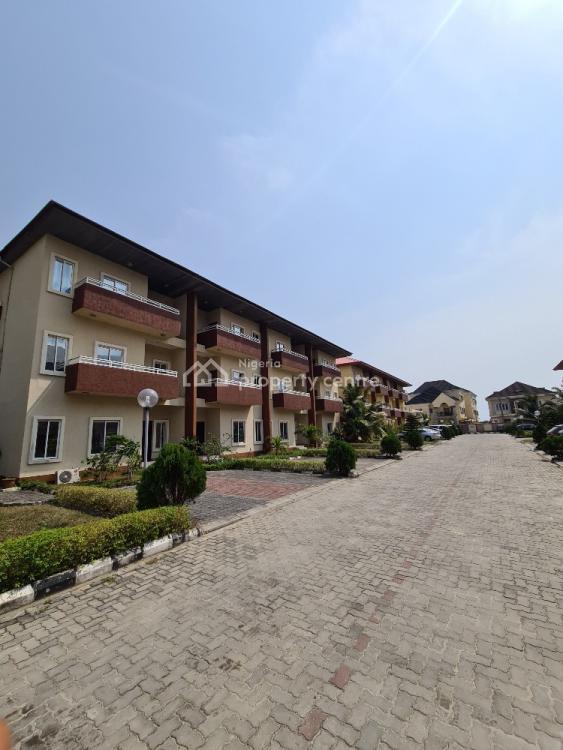 Affordable 4 Bedroom Terrace Duplex in a Good Location, Ilasan Behind Romeo Garden, Lekki, Lagos, Terraced Duplex for Sale