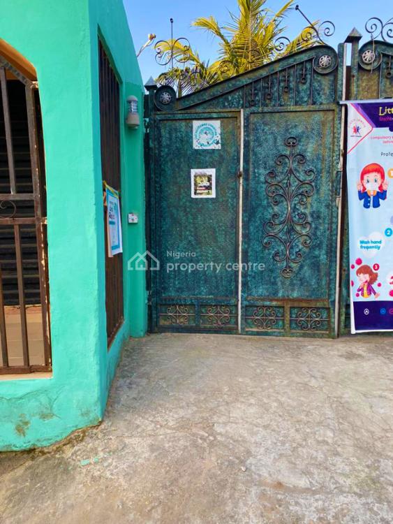 4 Bedroom Bungalow (3 Rooms En-suite) with 2 Shops, Onimalu (losoro), Lakowe, Ibeju Lekki, Lagos, House for Sale