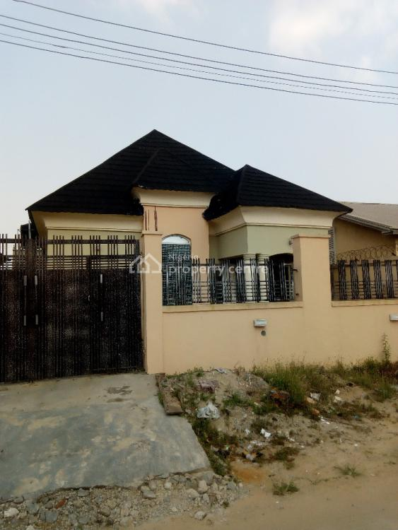 Newly Built and Well Finished 3 Bedroom Bungalow with a Room Bq, Off Road 5 Abraham Adesanya Estate, Ajiwe, Ajah, Lagos, Flat for Sale