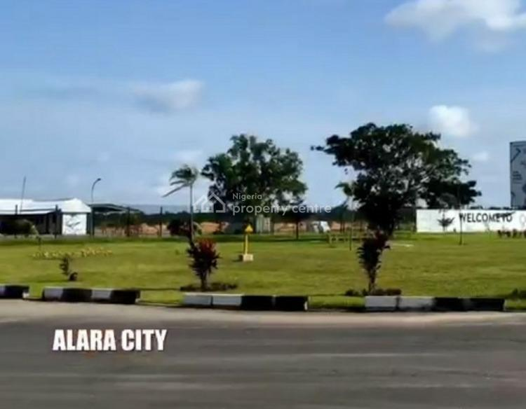 Dry Land with a Good Road Network, Iragushi, Epe, Lagos, Residential Land for Sale