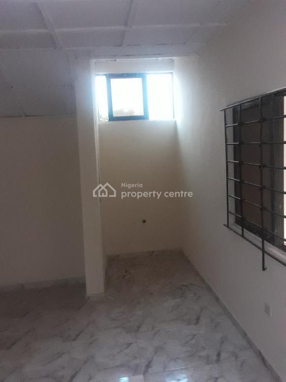 Renovated Miniflat Upstairs, Ado Axis Near Okera Mosque, Ajah, Lagos, Flat for Rent