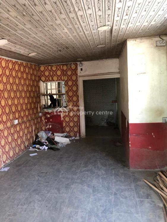 Standard Shop with Private Backyard Space on a Busy Road, St. Finbarrs College Road, Akoka, Yaba, Lagos, Shop for Rent