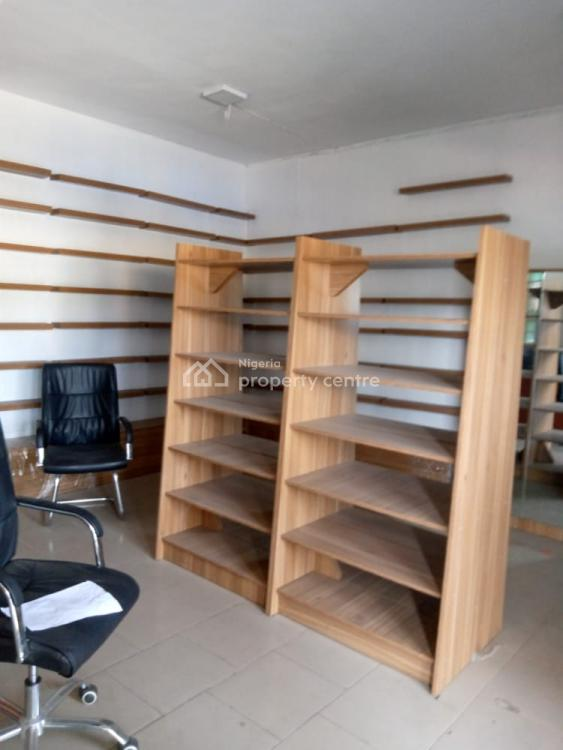 Spacious Shop with in-built Toilet & Car Park on a Busy Road, St. Finbarrs College Road, Akoka, Yaba, Lagos, Shop for Rent