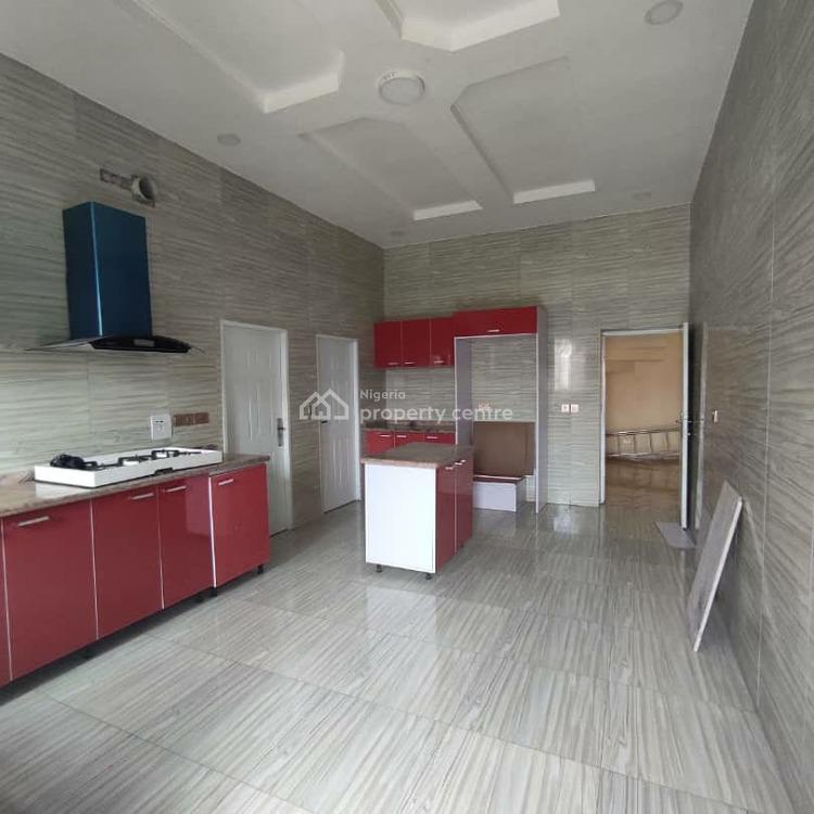 Newly Built 5 Bedroom Fully Detached House with a Bq, Ajah, Lagos, Semi-detached Duplex for Sale