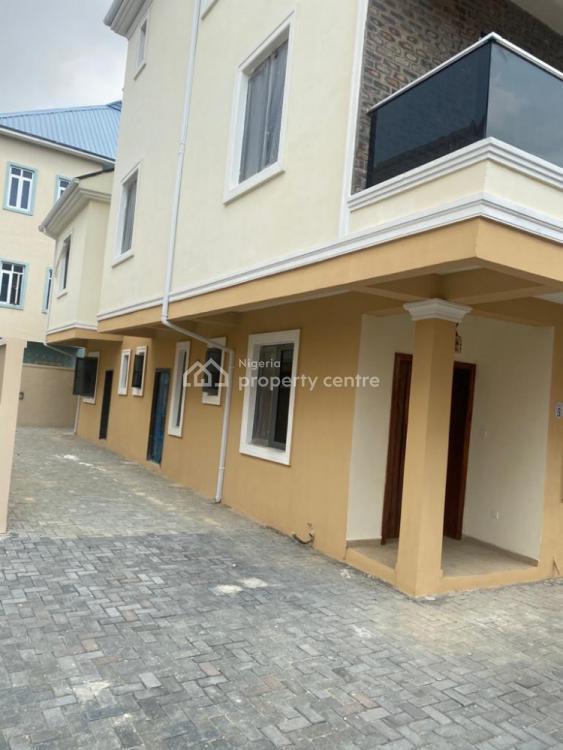 Luxury Five (5)  Detachedduplex with a Room Bq, Ilasan, Ikate, Ikate, Lekki, Lagos, Detached Duplex for Sale