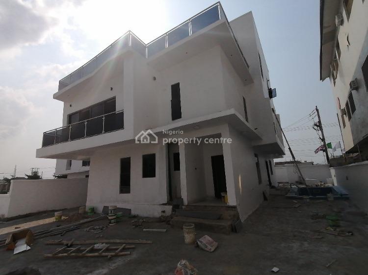 Tastefully Finished Property, Lakeview Estate Orchid, Lafiaji, Lekki, Lagos, Detached Duplex for Sale