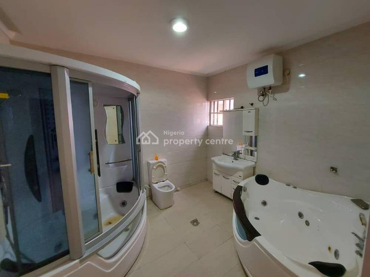 4 Bedroom Detached Duplex with Bq, Chevron Drive, Lekki, Lagos, Detached Duplex for Rent
