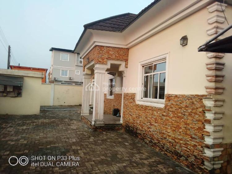 3 Bedroom Bungalow with Bq, Close to Mayfair Garden, Awoyaya, Ibeju Lekki, Lagos, Detached Bungalow for Sale