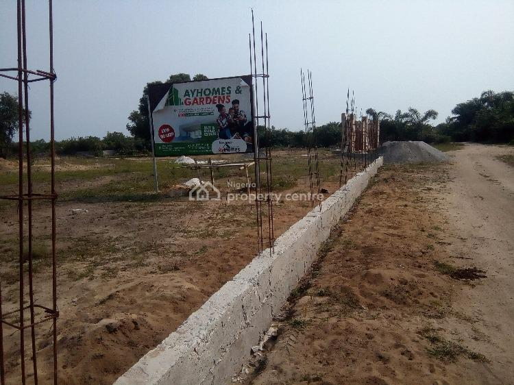 Large Plots of Land in a Developed Community, in a Developed Lekki Community, Eleko, Ibeju Lekki, Lagos, Residential Land for Sale