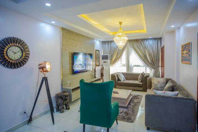 Exquisite 2 Bedroom Apartment, Novabase Estate, Lekki Phase 1, Lekki, Lagos, Flat / Apartment Short Let