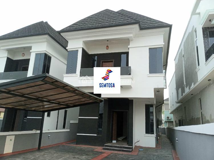 Detached Five Bedroom Duplex, Thomas Estate, Ajah, Lagos, Detached Duplex for Sale