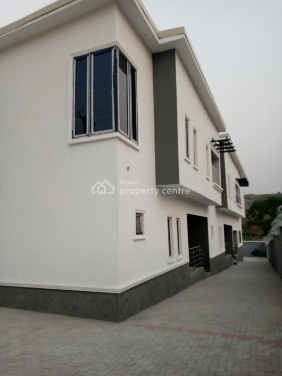 Brand New 4 Bedroom Terraced Duplex, Zone E Off Road 6 Apo Resettlement, Apo, Abuja, Terraced Duplex for Sale