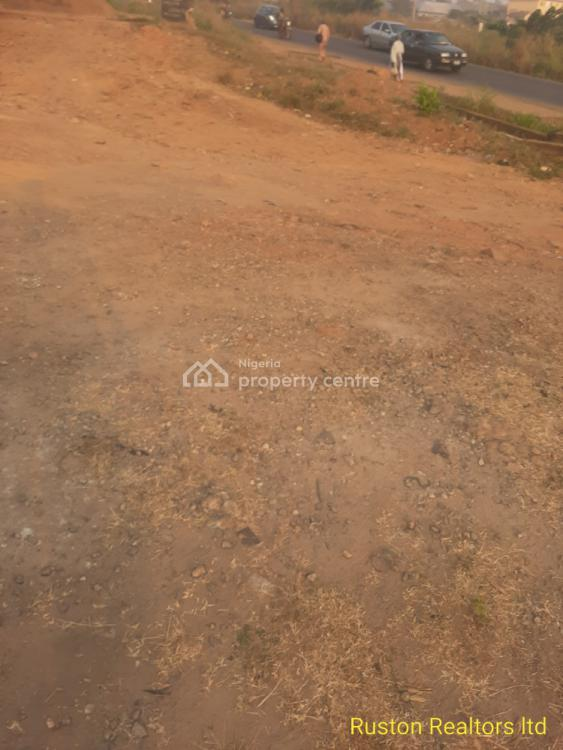 1150sm Commercial Purpose Land, Ife Road, Adegbayi Area, Ibadan, Oyo, Commercial Land for Sale