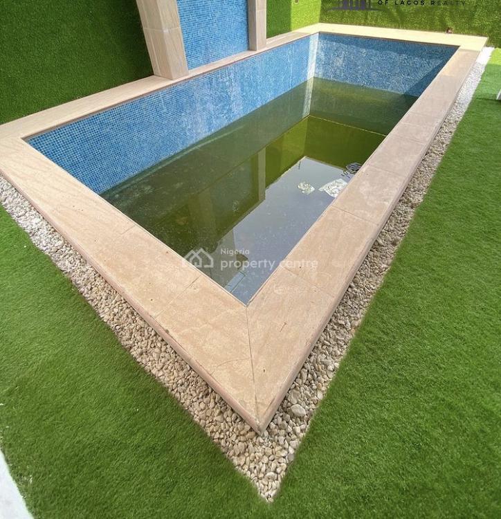 a Luxurious Massive 6 Bedroom Detached Duplex with Pool,bq & Cinema, Lekki Phase 1, Lekki, Lagos, Detached Duplex for Sale