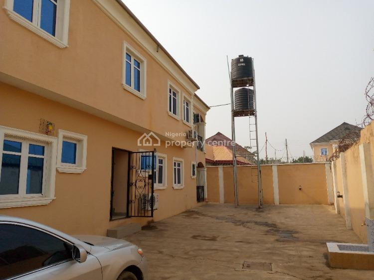 Luxury Furnished 2 Bedroom Apartment in a Secluded Estate, Ado Quarters, Oloruntedo Estate/elewure Axis Off Akala Express, Oluyole, Oyo, Flat Short Let