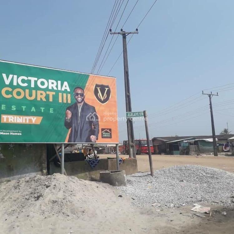 Victoria Court Trinity, Victoria Court Trinity, Eleko, Ibeju Lekki, Lagos, Residential Land for Sale