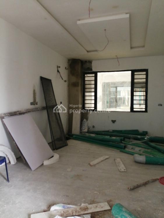 Lovely and Exquisite Built 5 Bedroom Detached Duplex with a Room Bq, Megamound Estate Lekky County Homes, Ikota, Lekki, Lagos, Detached Duplex for Sale