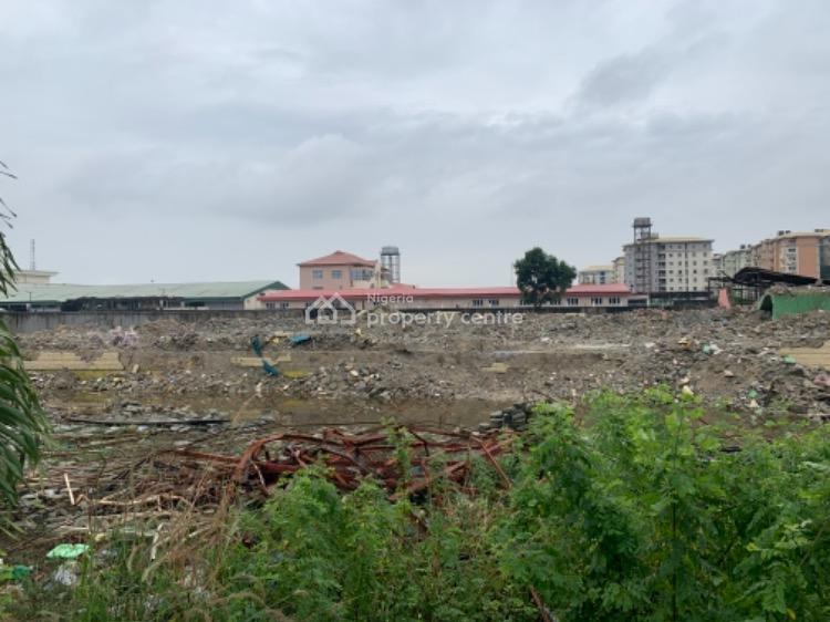 Commercial Land, Facing Lekki-epe Expressway, Lekki Phase 1, Lekki, Lagos, Land for Sale