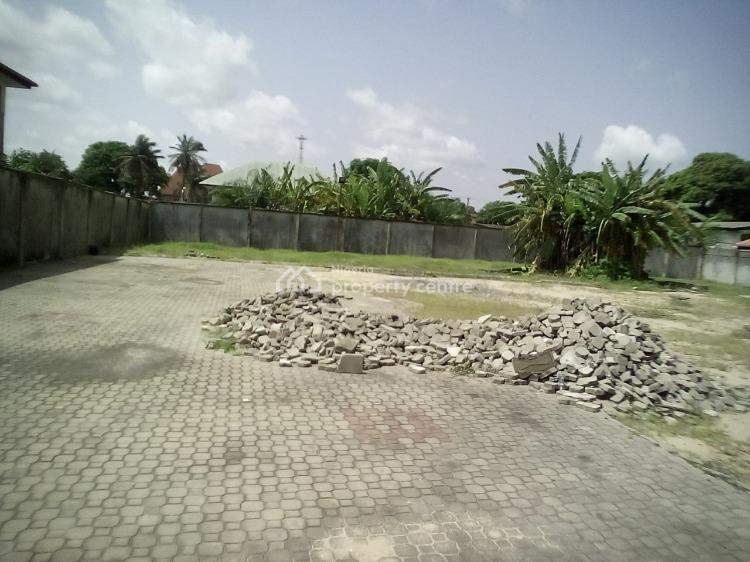 One + Half Acres (6,089.391 Square Metres) of Commercial Land, Point Road, Gra, Apapa, Lagos, Commercial Land for Sale
