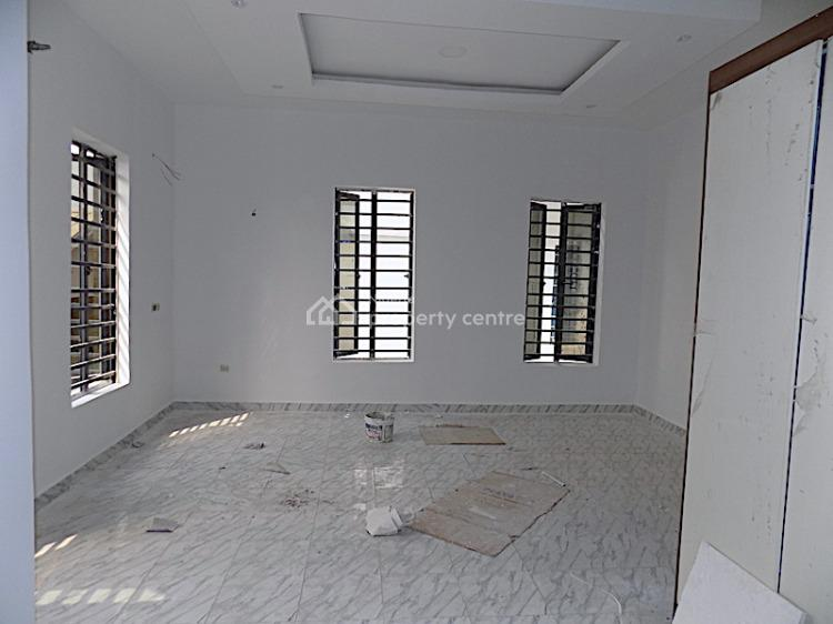 Prime Location Clean New House 4 Bedroom Fully Detached Duplex with Bq, Before 2nd Toll Agte, Lekki, Lagos, Detached Duplex for Sale