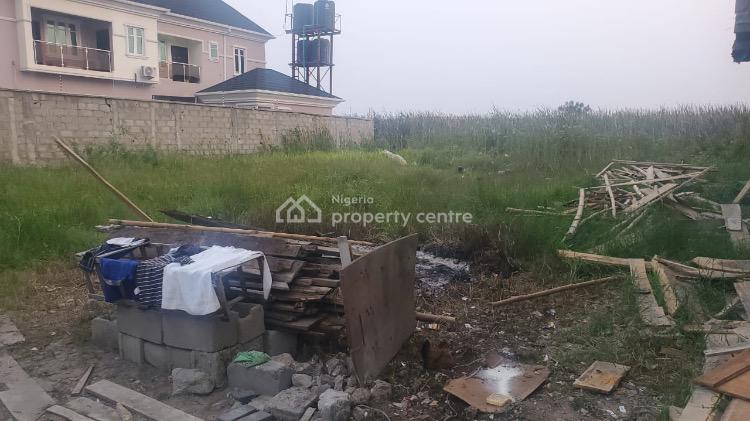 Half Plot Mixed-use Land, Ilasan, Lekki Phase 1, Lekki, Lagos, Mixed-use Land for Sale