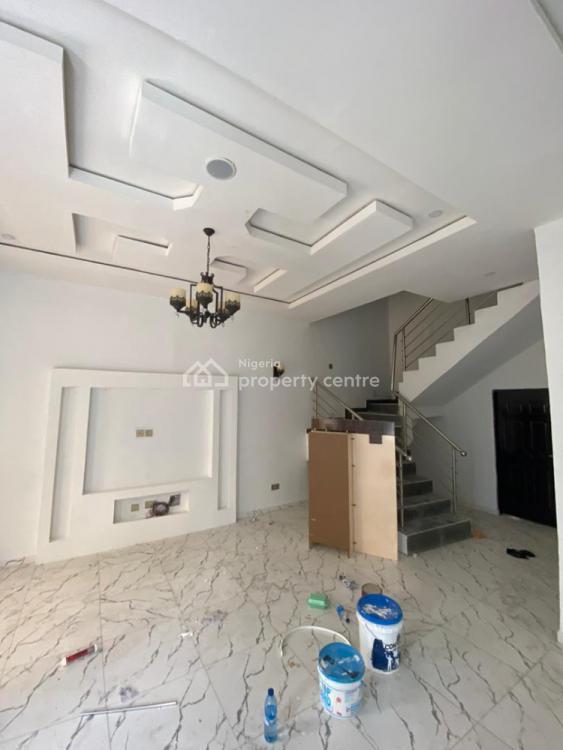 Luxury 4 Bedrooms Semi-detached Duplex House with Bq in Serene Estate, Located in Lekki, Ajah, Lagos, Semi-detached Duplex for Sale