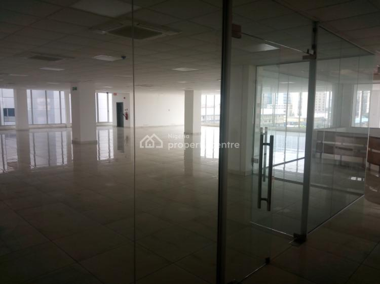 Ultra-modern Open Plan Office Spaces on 9 Floors, Adeola Hopewell Street, Victoria Island (vi), Lagos, Office Space for Rent